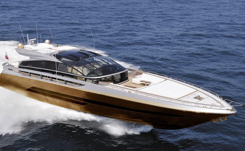 History Supreme Yacht: $4.5 billion