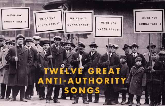 Anti-Authority Songs