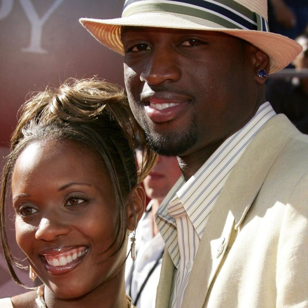 Siohvaughn Funches, the ex-wife of NBA legend Dwyane Wade