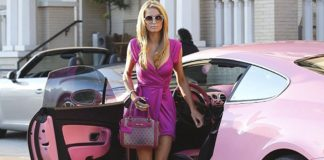 75 Celebrities and their Cars
