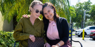 Who is Bernadette Birk and what is her relationship with Bethenny Frankel like