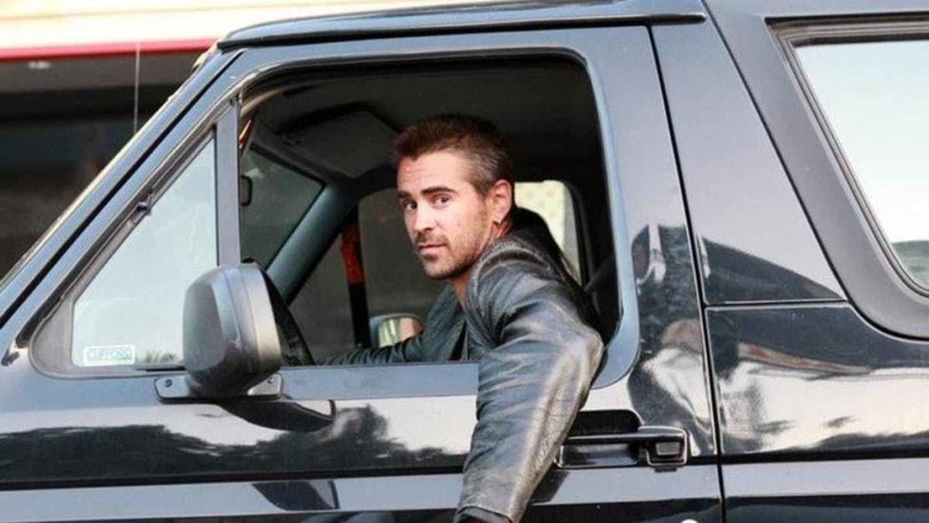 33. Colin Farell - Ford Bronco