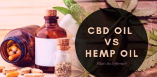 CBD Oil vs. Hemp Oil – What's the Difference