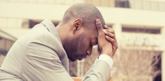 How does stress affect men's health
