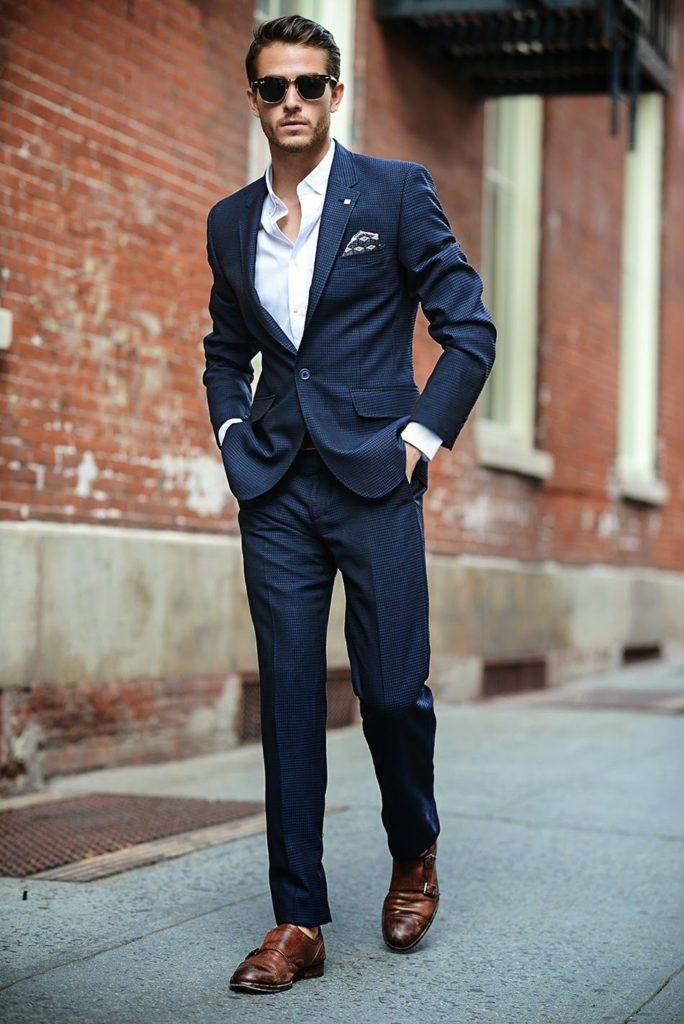 How to choose a suit – a men's suit buying guide