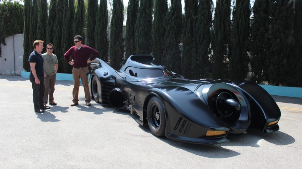 Jeff Dunham - Batmobile