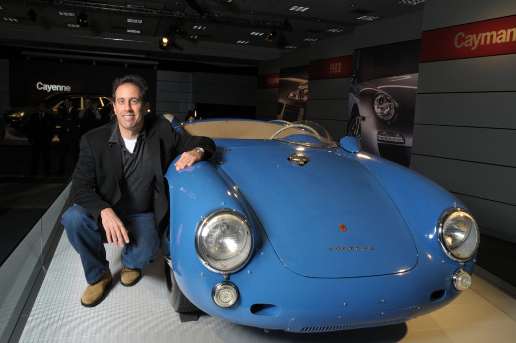 Jerry Seinfeld - Porsche Collection