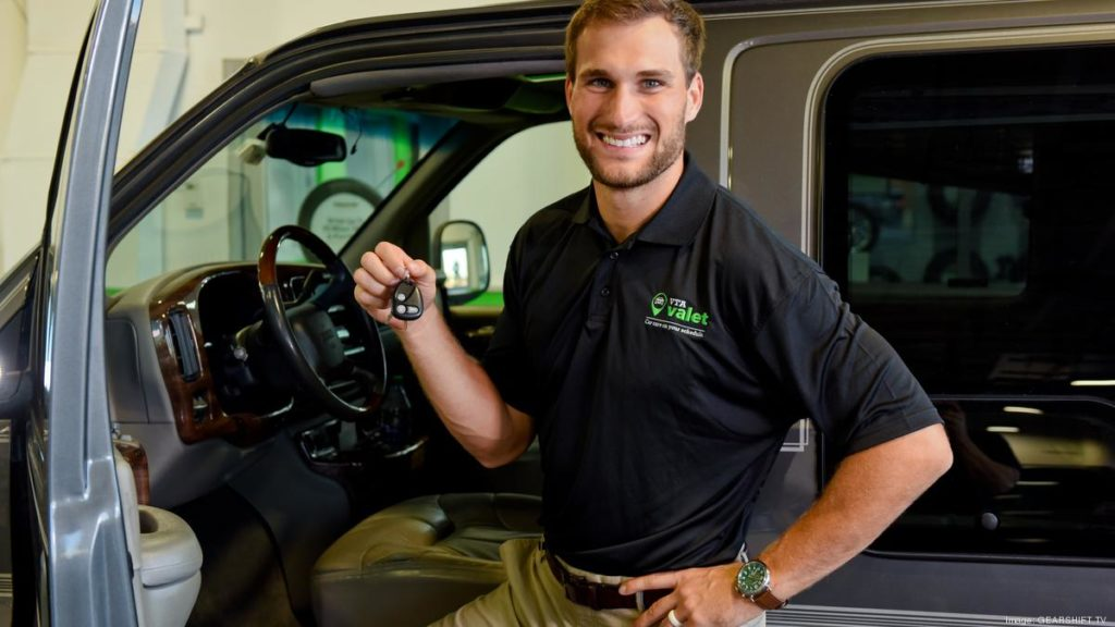 Kirk Cousins – GMC Savana Passenger Van