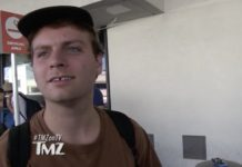 Mac DeMarco was on TMZ and it was surprisingly tame