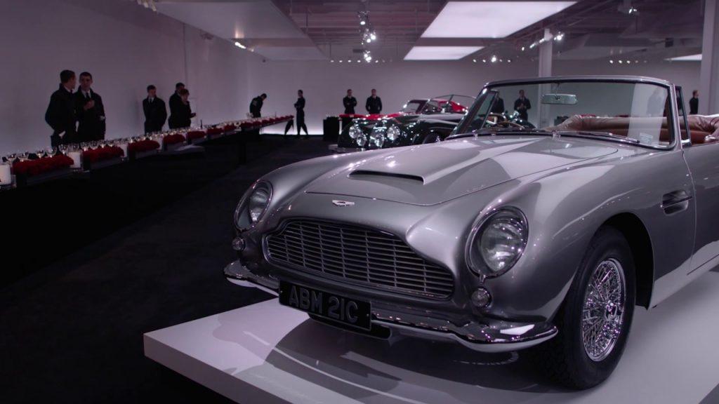 Ralph Lauren – Aston Martin DB5