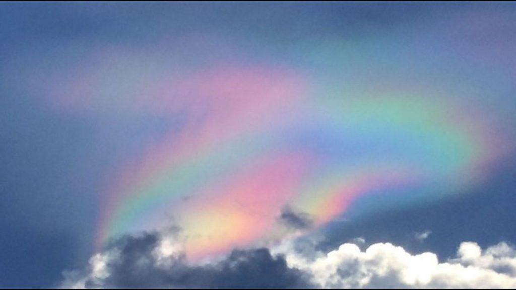 The Fire Rainbow