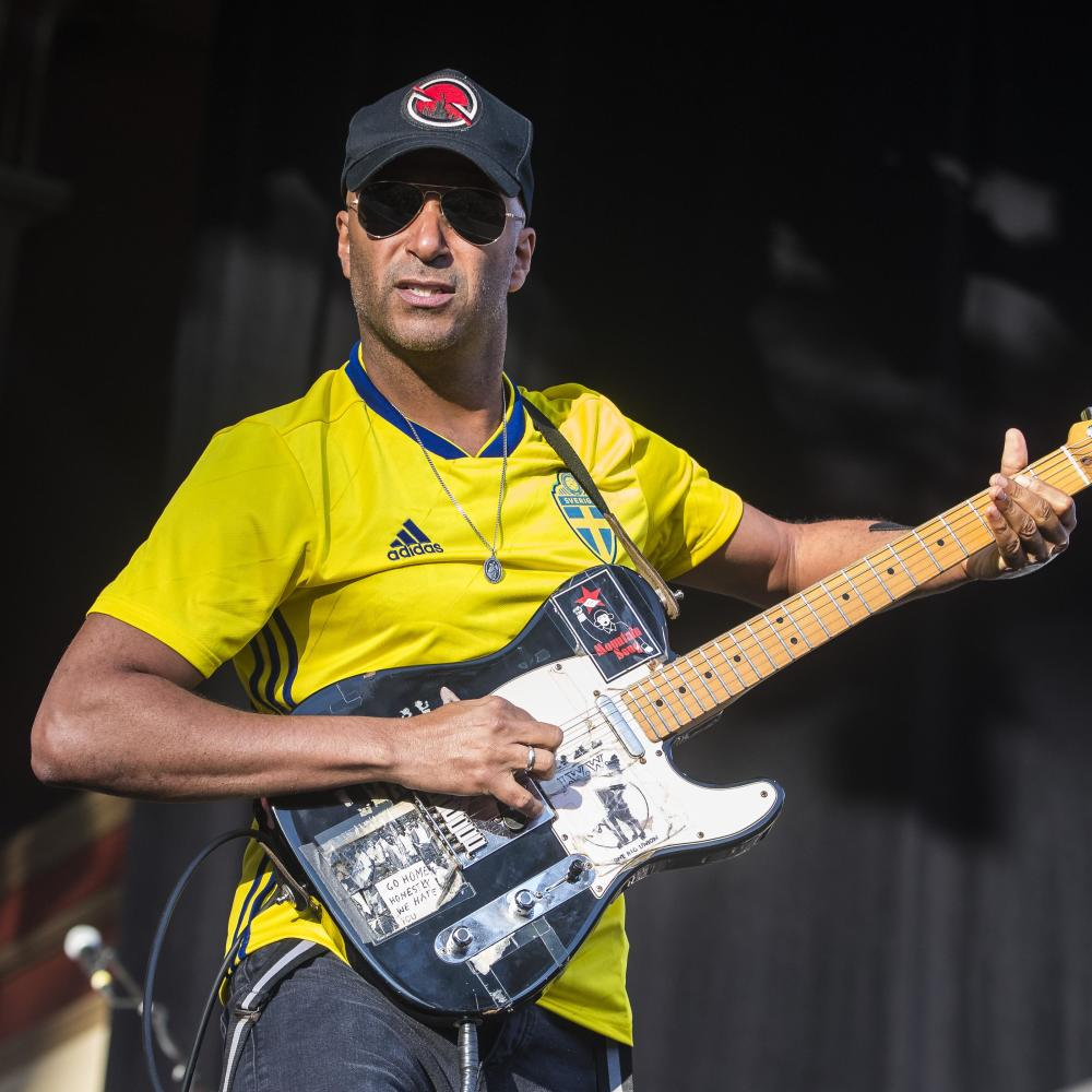 Tom Morello Used To Be A Stripper