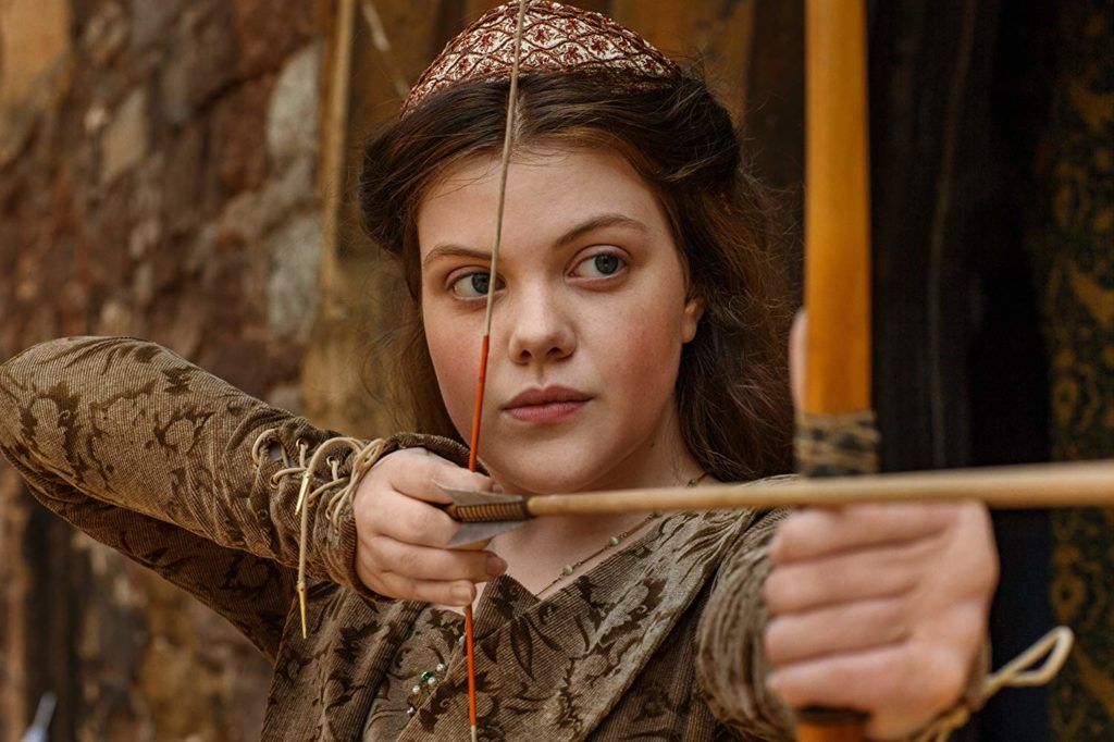 Who is Georgie Henley