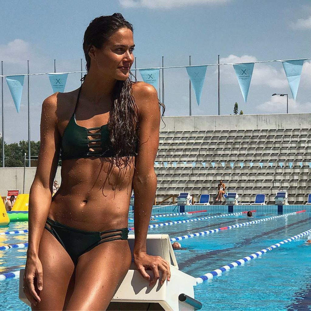 Zsuzsanna Jakabos – Hungarian Swimmer