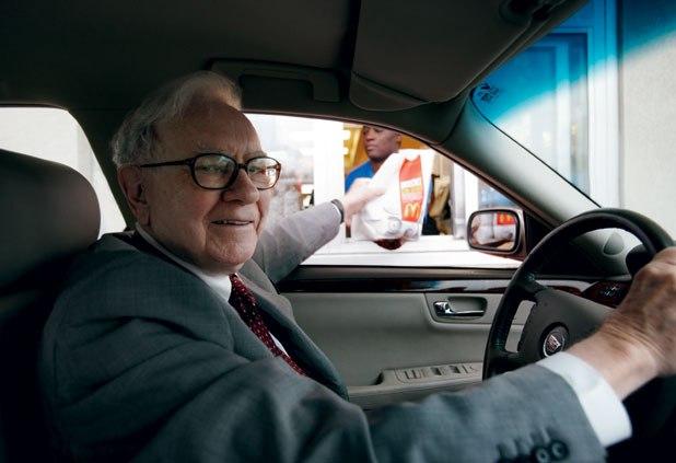 Warren Buffet – Cadillac XTS