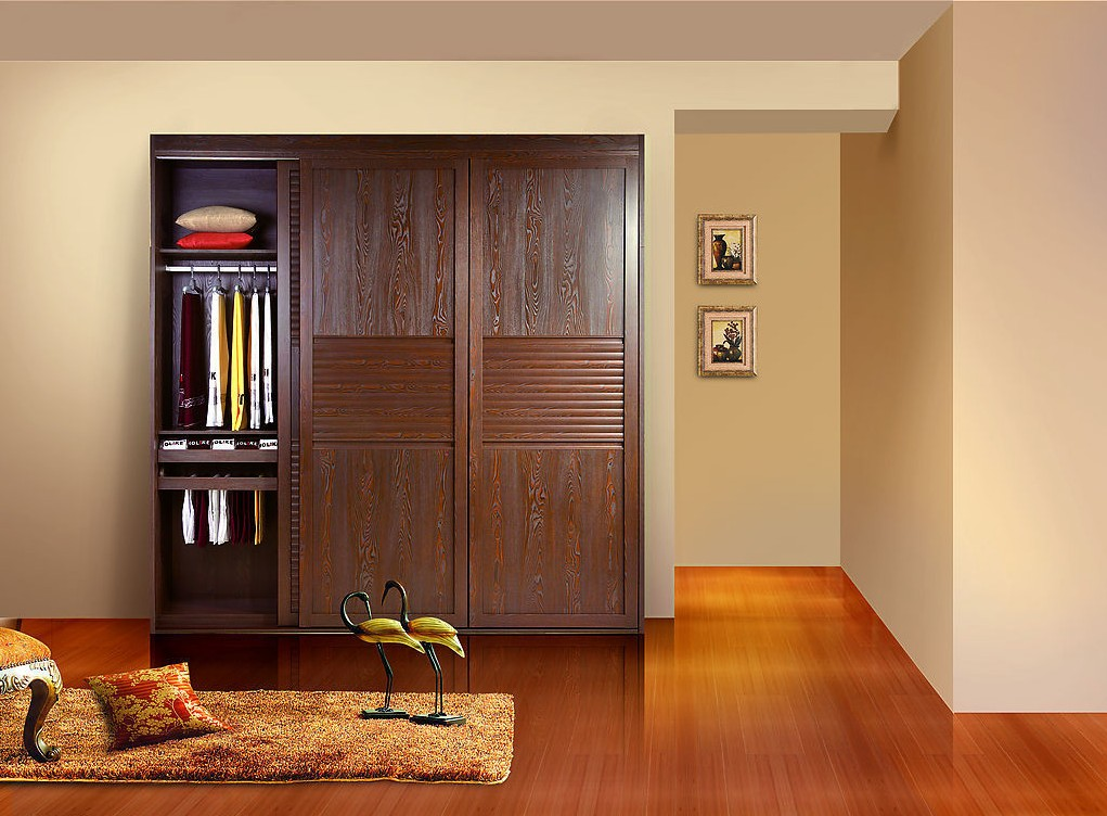 7 Ways to know the right Wooden Wardrobe Designs for your ...
