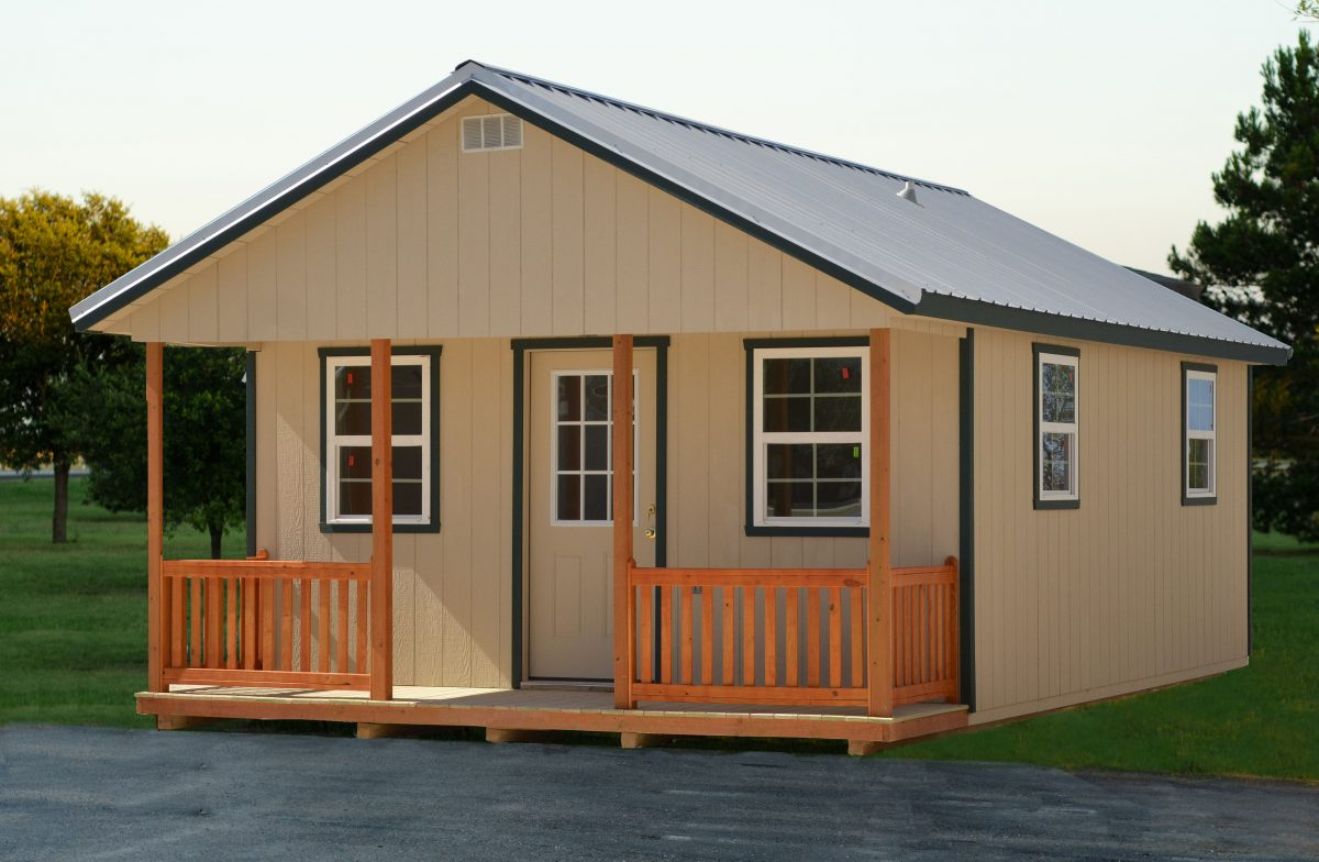 Portable Buildings  Adding Up Space To Your Living
