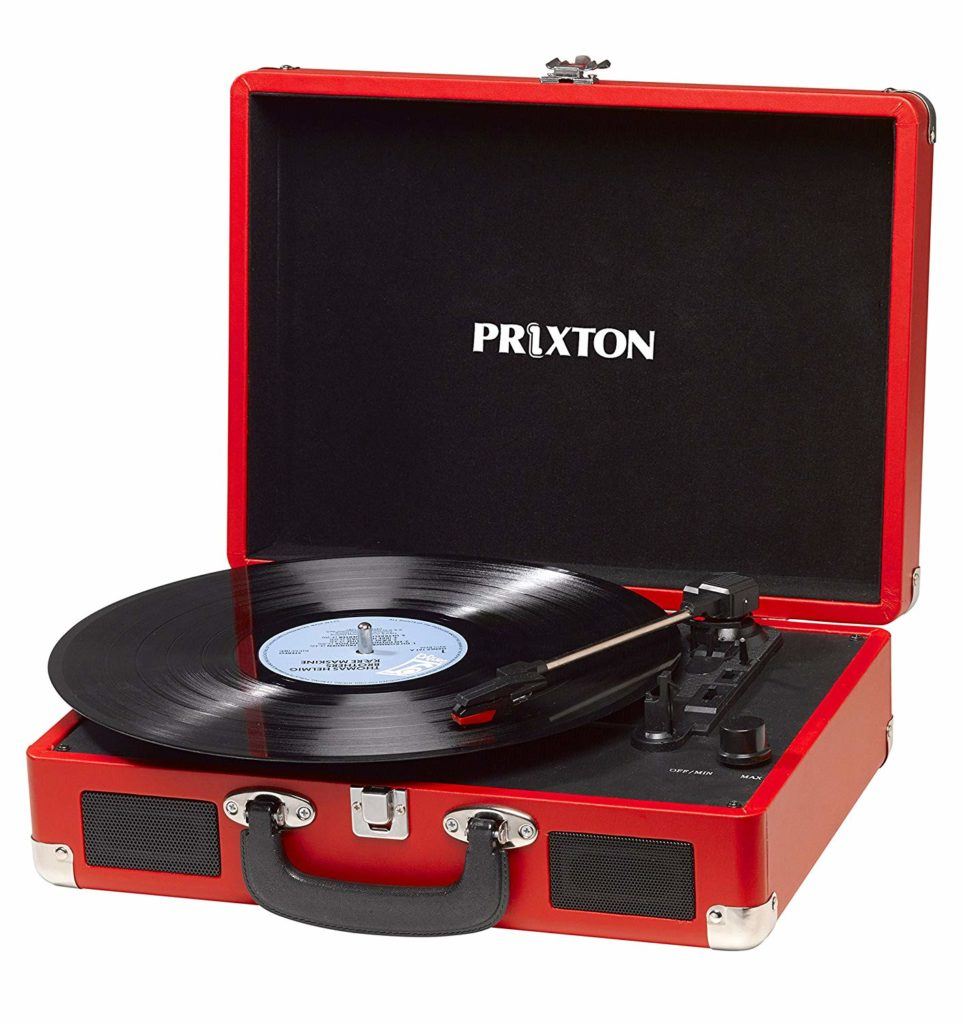 6 Best Vinyl Record Players With Speakers 2019 - Chart Attack