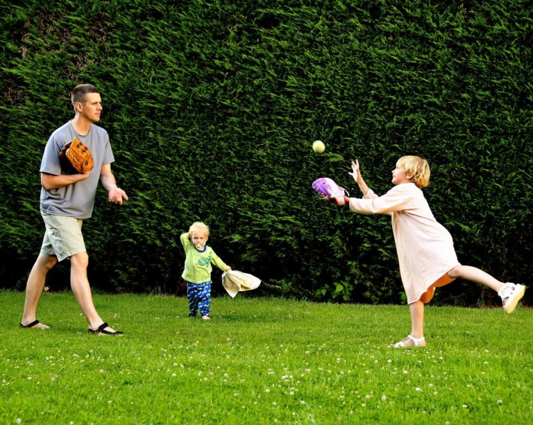 Why Ball Games Are Good for Your Child?