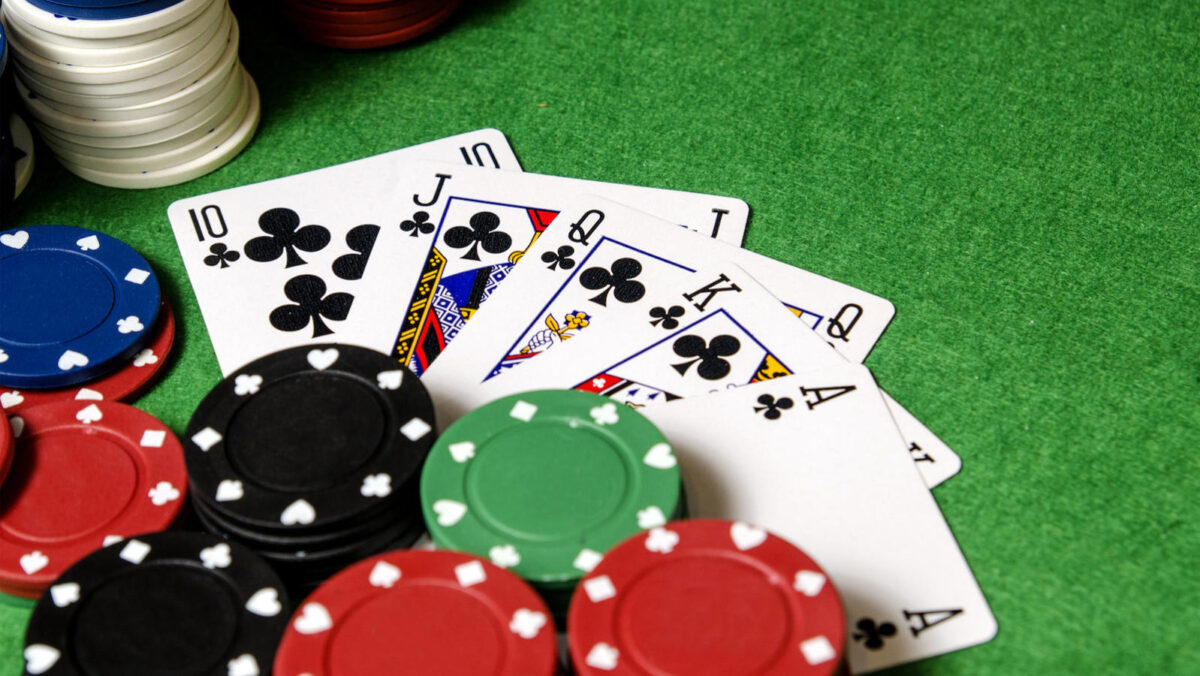 How Online Gambling Evolved with Time? - Chart Attack