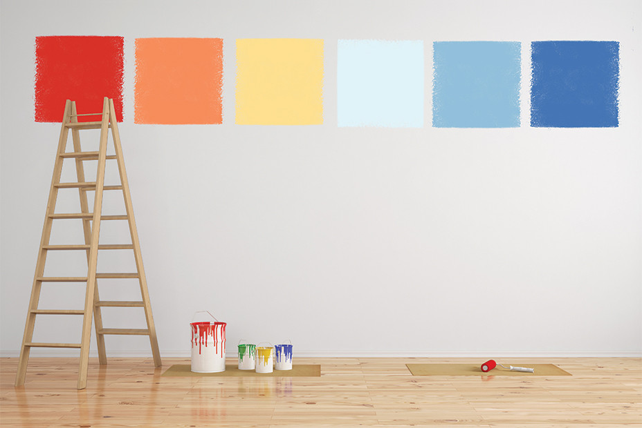 Different Colors When Painting Your Home: Which One is the Best ...
