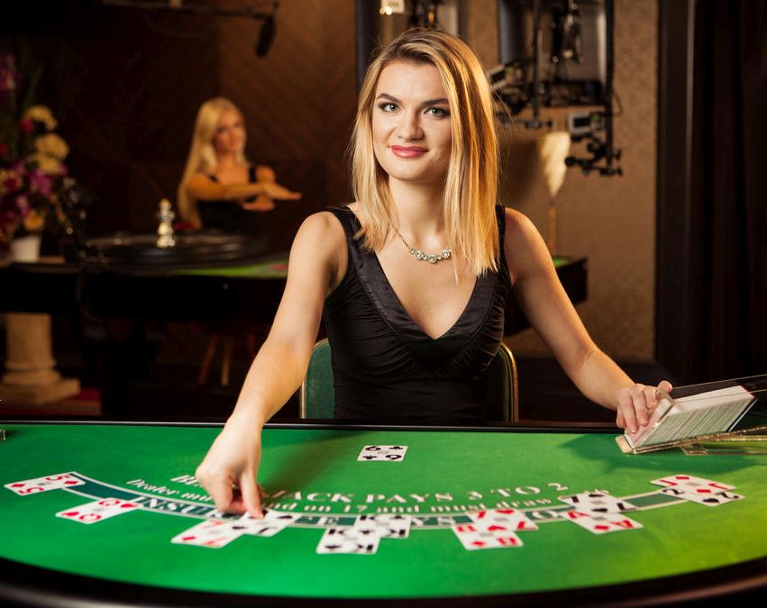 Feel The Real Casino Atmosphere In Live Casino 2021 Chart Attack