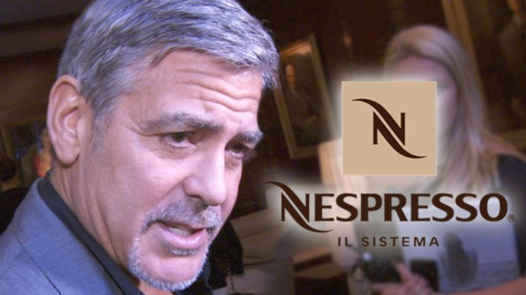 George Clooney to Take Action Against Nespresso