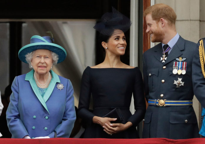 Canada to no longer pay for Harry and Meghan security