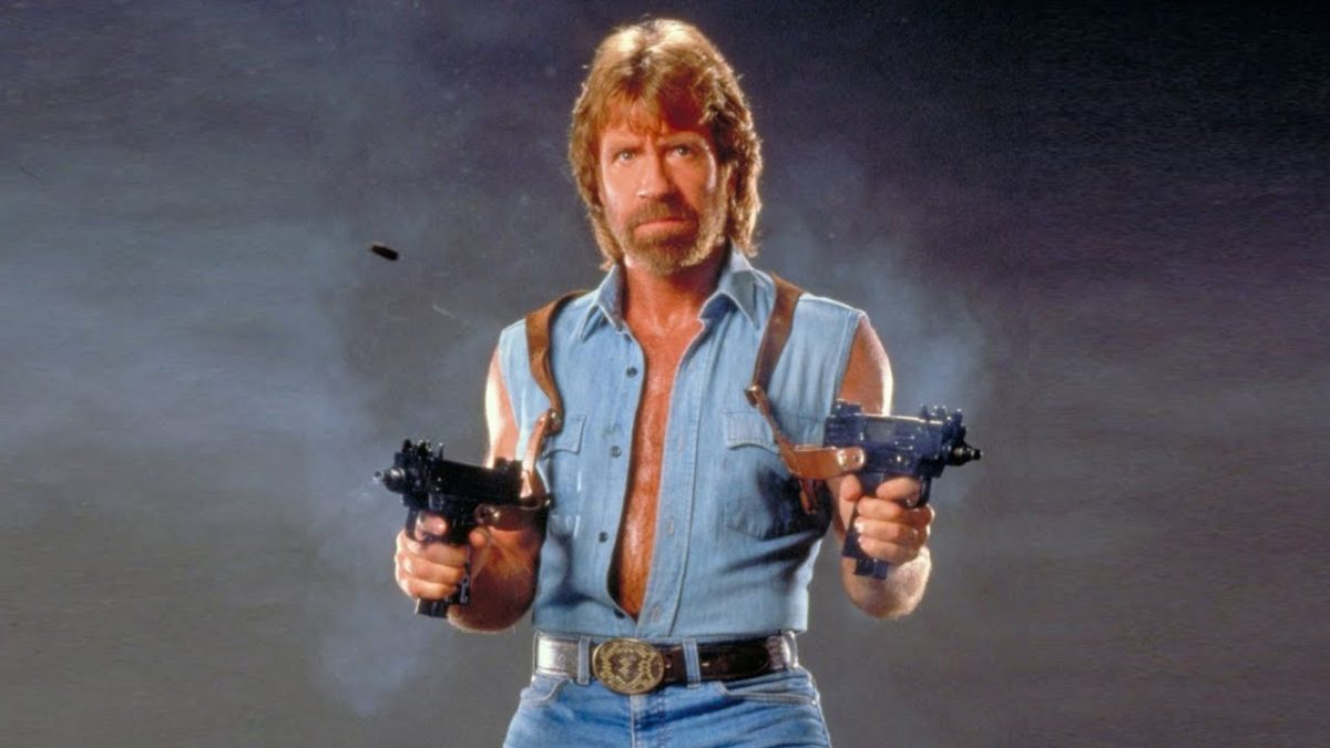 """Chuck Norris Doesn't Celebrate Birthdays, Birthdays ..."