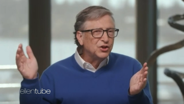Bill Gates Says Pandemic Will Last Until Everybody's Vaccinated