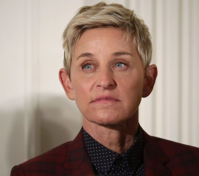 Ellen DeGeneres addresses race riots in America
