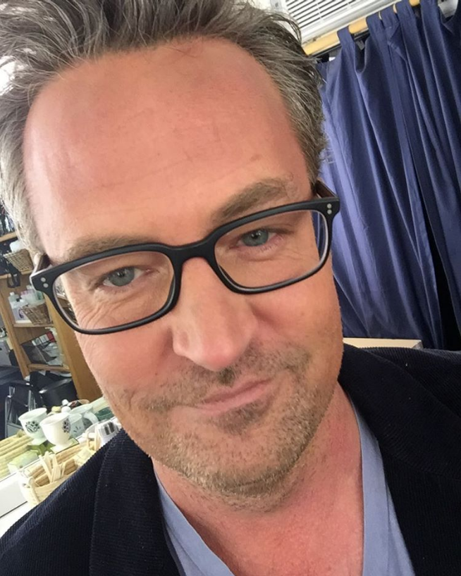 Matthew Perry Is Looking For A New Relationship Online ...