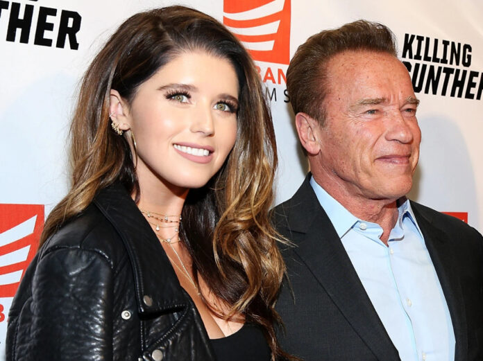 Arnold Schwarzenegger Says Katherine Is Due To Give Birth ...