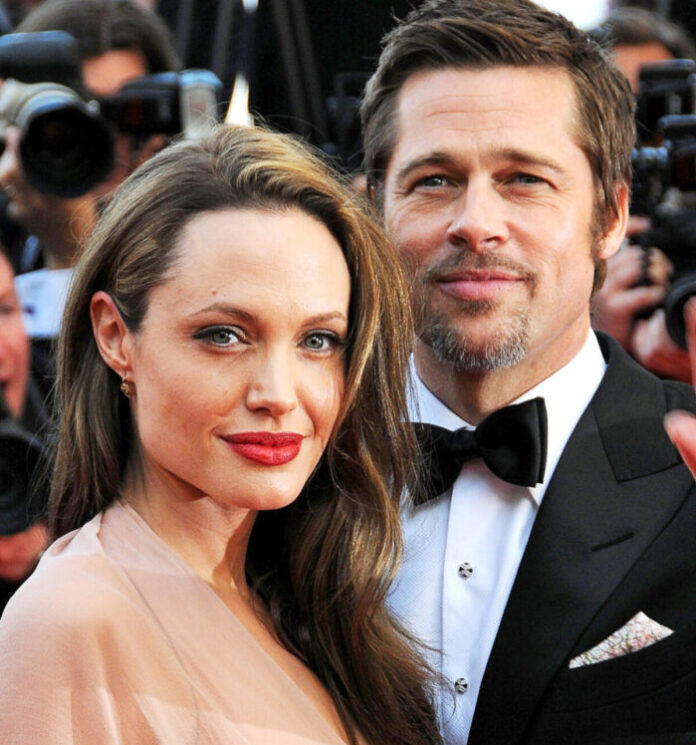 Angelina Jolie Bans Shiloh To Hang Out With Brad Pitt's Girlfriends