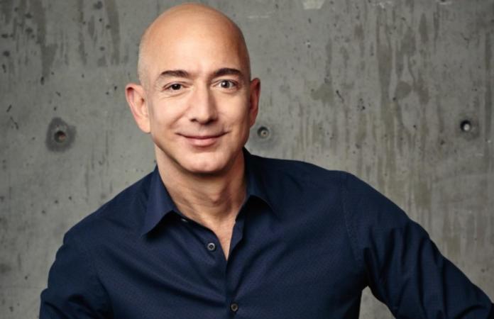 Jeff Bezos Is
