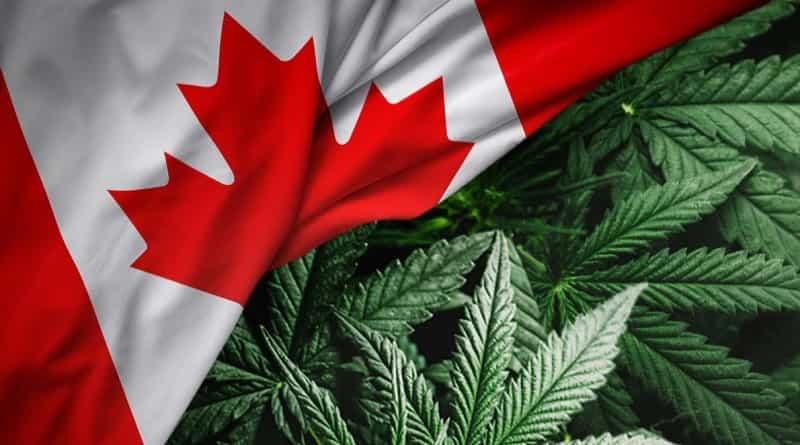 Kanada Kannabis