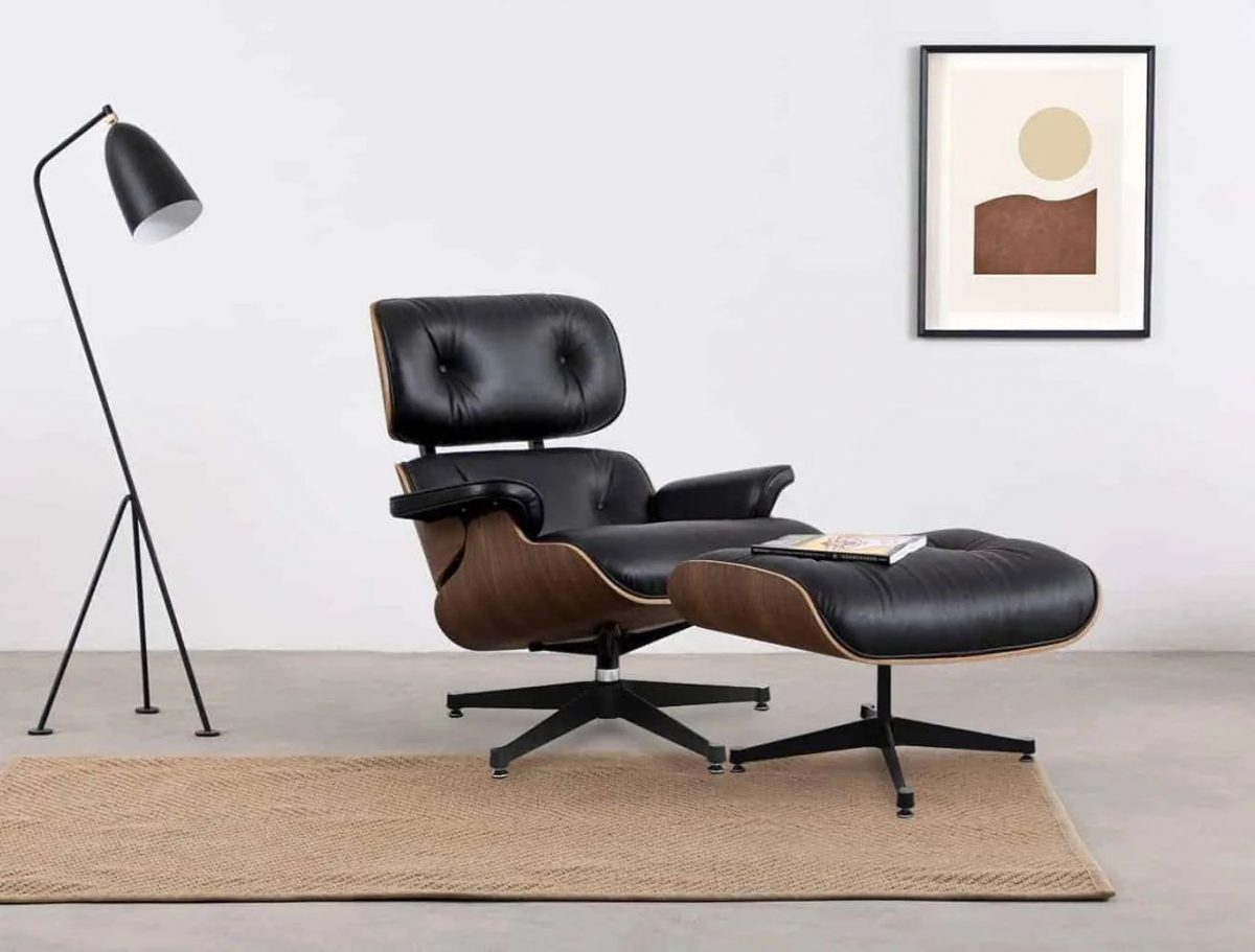 Eames Lounge Chair and Ottoman Replica: Is It Worth Buying? thumbnail