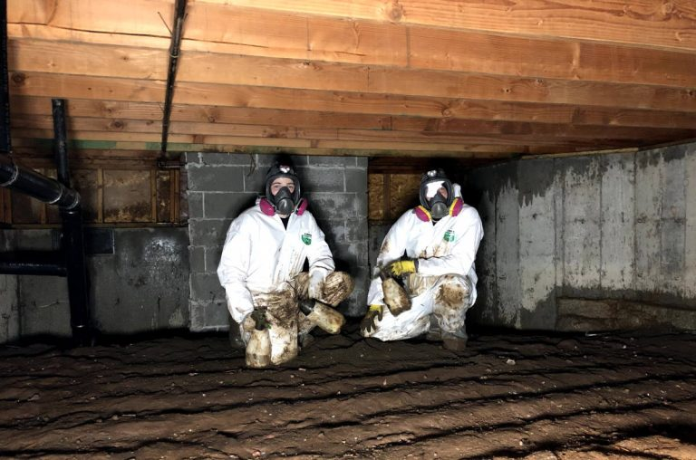 Is It Possible to Restore Crawl Space Ground Floor Levels?