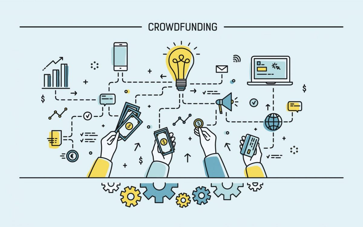 Top 6 Things to Consider When Running Your Own Crowdfunding Project