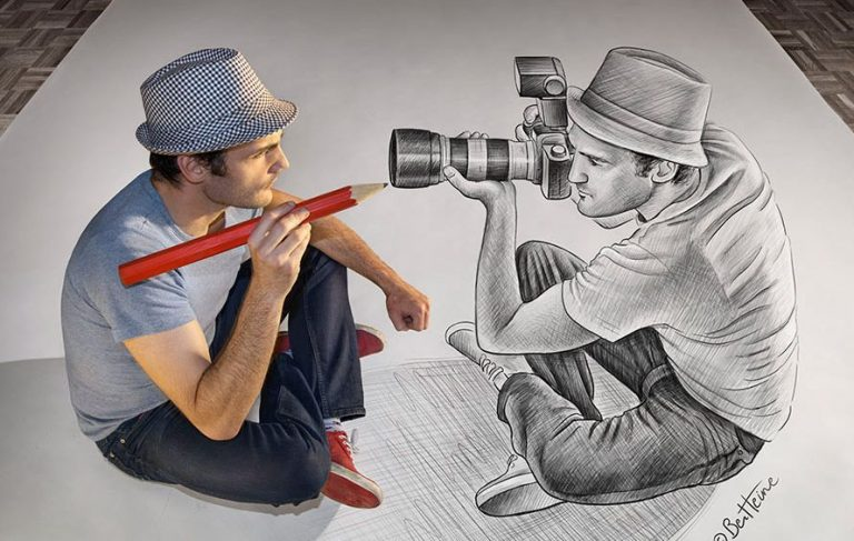 Drawing vs Photography: The Pencil or the Photo?
